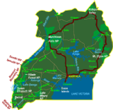 Uganda Northern Circuit including Kidepo Valley (12 days)