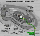 Kilimanjaro Marangu Route (5 days)