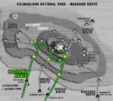 Kilimanjaro Machame Route (6 days)